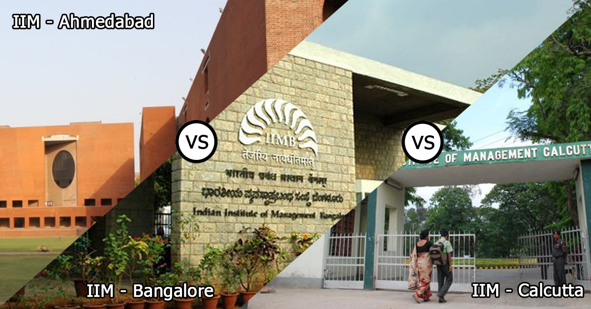 The A, B, C of Indian B-Schools: IIM A vs IIM B vs IIM C